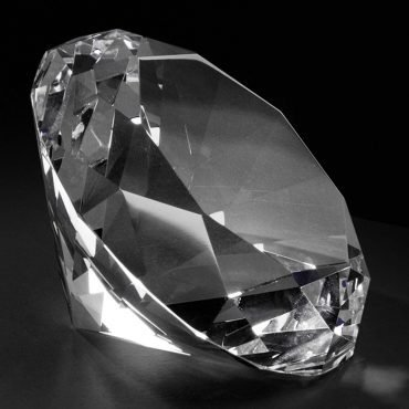 Crystal Diamond Lux grande